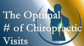 It's up to you and your pain as to how often you see the San Jose chiropractor.