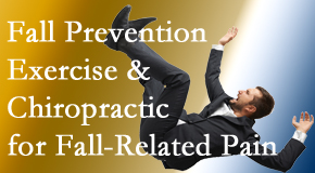 Chiropractic Solutions shares new research on fall prevention strategies and protocols for fall-related pain relief.