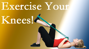 Chiropractic Solutions helps knee pain sufferers find relief and discover exercises that can help protect the knees.