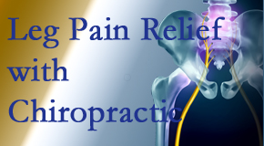 Chiropractic Solutions provides relief for sciatic leg pain at its spinal source.