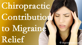 Chiropractic Solutions offers gentle chiropractic treatment to migraine sufferers with related musculoskeletal tension wanting relief.