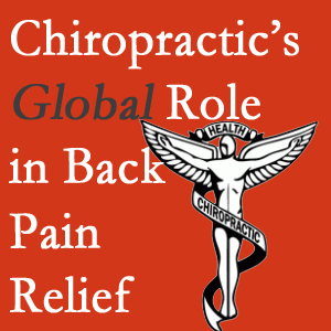 Chiropractic Solutions is San Jose's chiropractic care hub and is excited to be a part of chiropractic as its value for back pain relief grow in recognition.