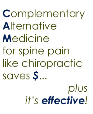 spine pain help from San Jose chiropractors