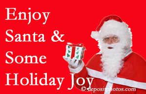 San Jose holiday joy and even fun with Santa are studied as to their potential for preventing divorce and increasing happiness.