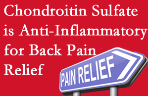 San Jose chiropractic treatment plan at Chiropractic Solutions may well include chondroitin sulfate!