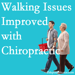 If San Jose walking is a problem, San Jose chiropractic care may well get you walking better.