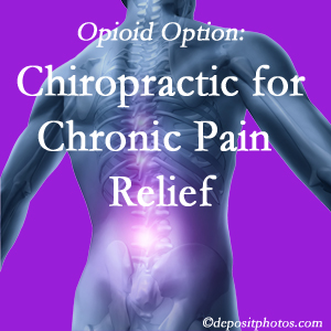 Instead of opioids, San Jose chiropractic is beneficial for chronic pain management and relief.